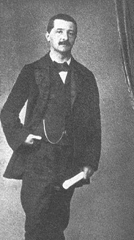 Fotografie Anton Bruckners (1854)