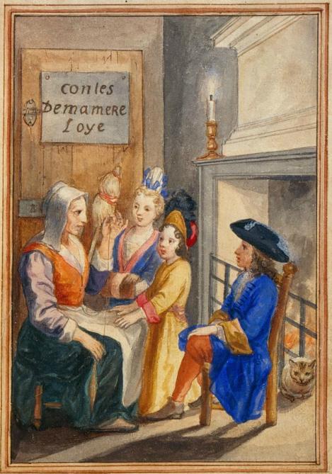 Titelseite des Manuskripts