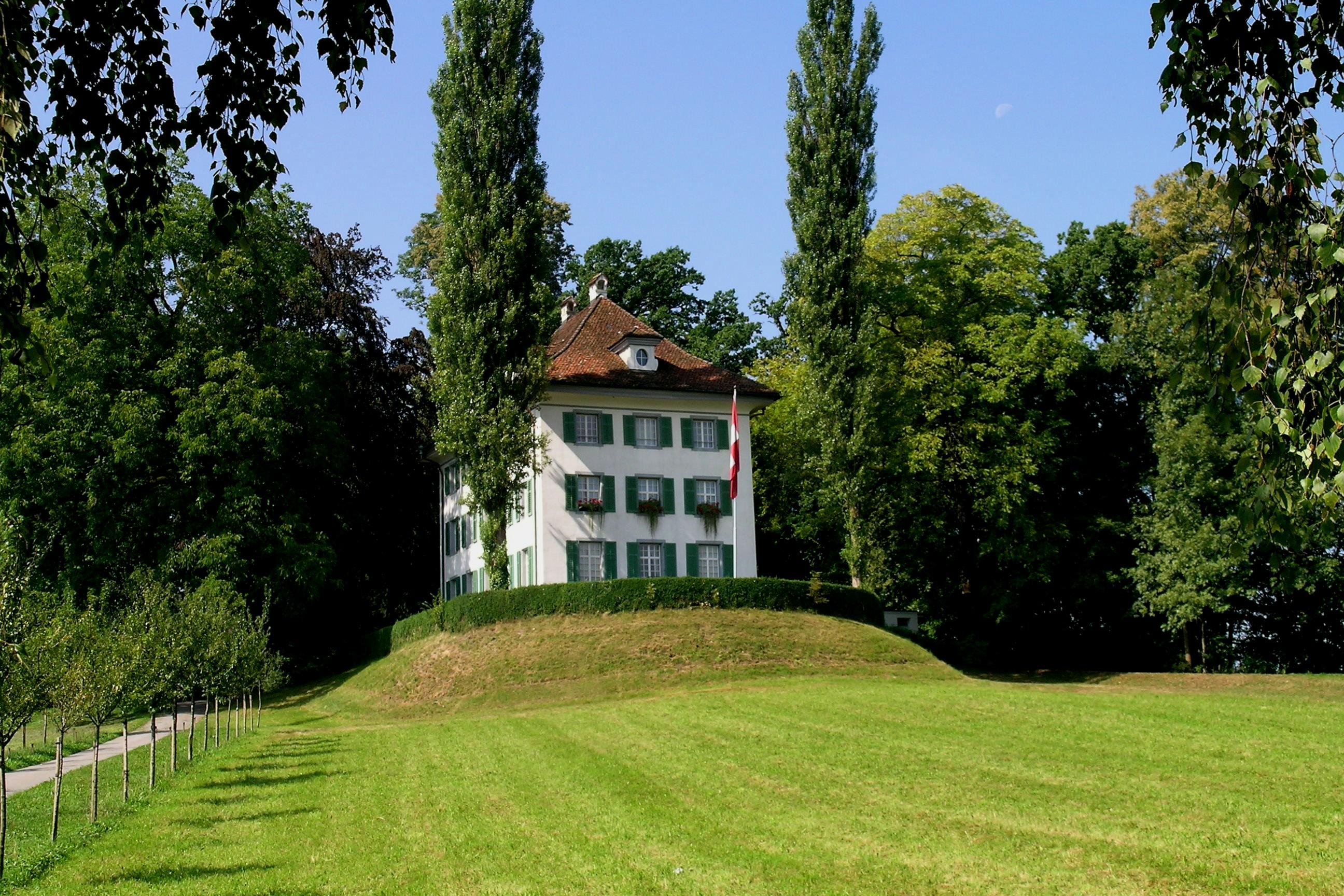 Wagners Villa in Tribschen
